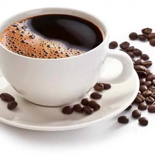 Cốc cà phê nguyên chất
