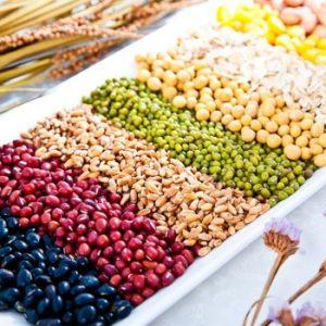 Thành phần của bột ngũ cốc