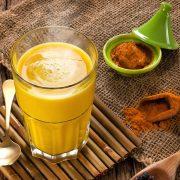 Thức uống từ tinh bột nghệ