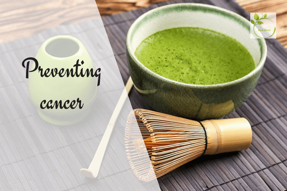 Benefit of Matcha Green Tea