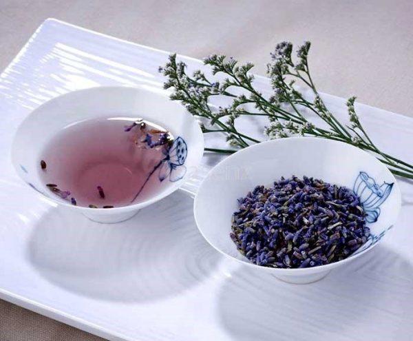 Trà Hoa Oải Hương 1 Kg (Trà Hoa Lavender Sấy Khô)