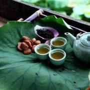 Trà Lá Sen Siêu Thị Thiên Nhiên