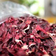 trà hoa hibiscus siêu thị thiên nhiên 2