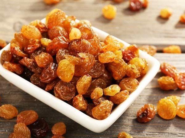 Ăn nho khô có giảm cân được không?